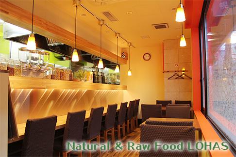 Natural&RawFood LOHAS